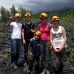 Visitez le tunnel de lave de la Tortue sur l'île de la réunion